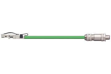 Кабельная шина readycable® аналогичный B&R iX67CA0E41.xxxx, базовый кабель PUR 12,5 x d