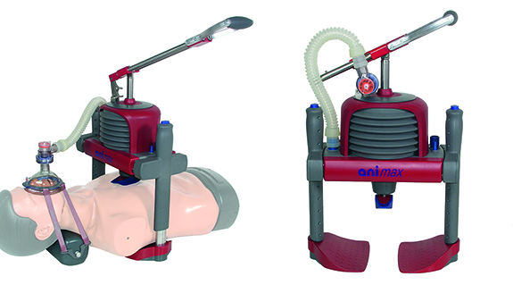 Reanimation equipment