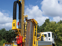 Drilling and piling machines